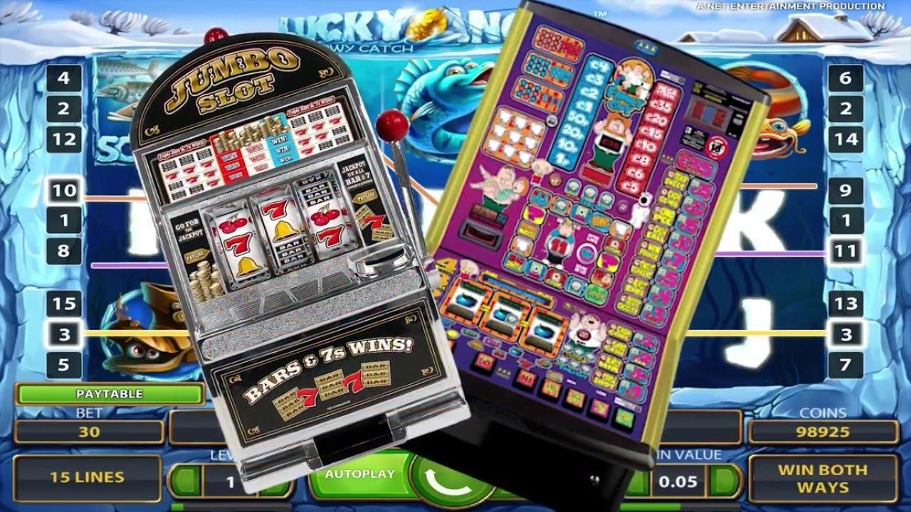 Игровые автоматы на реальные деньги в 2018
