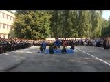 Ратибор самбо. Щекино. Кадетский корпус