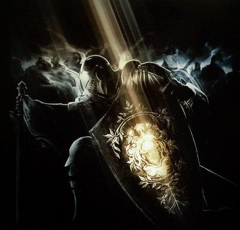 Dark Souls fan-art TjBGDit8uTA