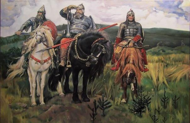 Виктор Михайлович Васнецов (1848  1926)  знаменитый русский живописец.