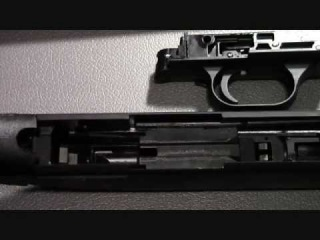 How to disassemble the Mossberg 590 shotgun