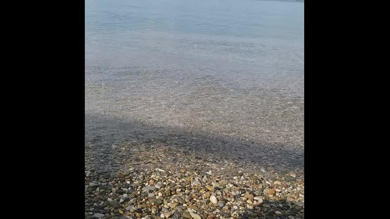 солнечный день на Черном море