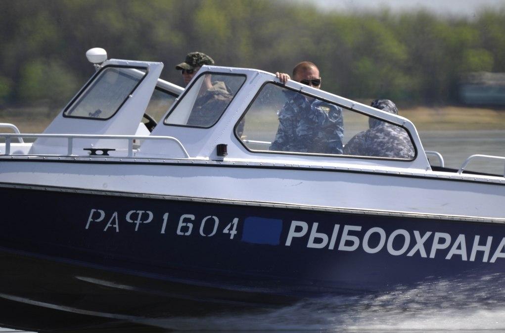 В Таганрогском заливе стартовала операция «Путина-2014»