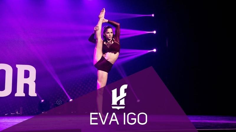 EVA IGO | Hit The Floor Lévis HTF2018