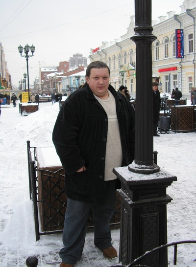 Роман Просенков, 15 октября 1971, Москва, id191294324