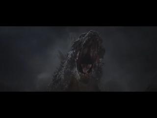 Годзилла/ Godzilla (2014) Русскоязычный расширенный трейлер
