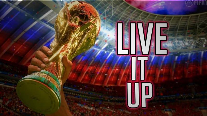Live It Up Skills and Best goals La canción del mundial 2018