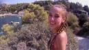 Залив в Фалираки Anthony Quinn Bay Греция остров Родос