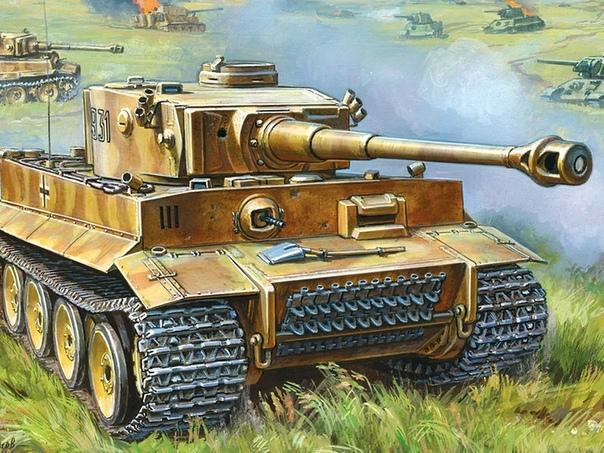 """Немецкие танки """"Тигр"""": технические характеристики, устройство, модель, фото, испытания обстрелом. Как советское оружие пробивало немецкий танк Т-6 """"Тигр"""""""