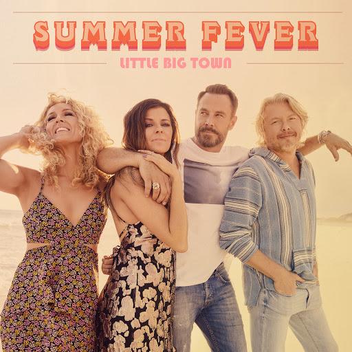 Little Big Town альбом Summer Fever