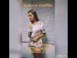 Юлия Логвин с караоке микрофоном MicGeek Q 9.