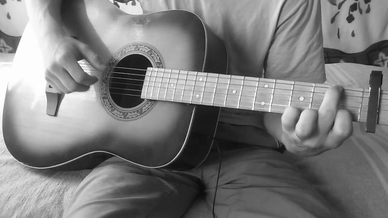 МОРАЛЬНЫЙ КОДЕКС - ГДЕ ТЫ НА ГИТАРЕ   fingerstyle easy guitar play cover   SENIORIX