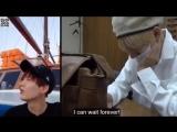BTS said to V I love u
