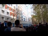 ЗОМБОЯЩИК В ПОМОЙКУ -- Прощай Тель_Авив-день_Е -- всероссийский флешмоб