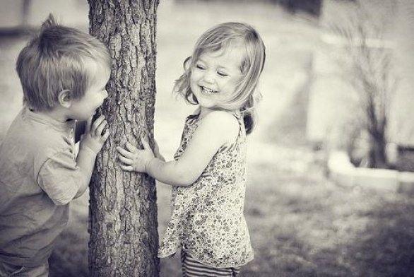Як знайомляться діти