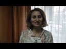 Видеоотзыв на тренинг Аделя Гадельшина от Соломиной Маргариты