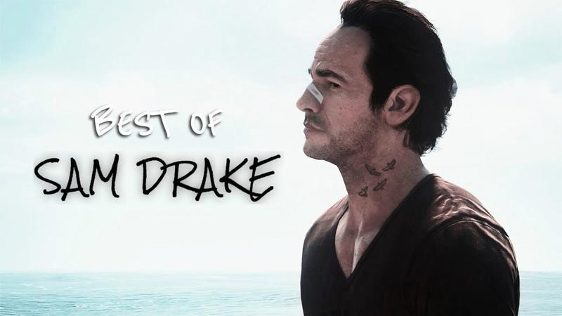 Uncharted 4 | Sam Drake Funny Moments (Crack)