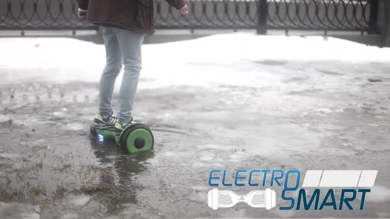 Гидроизоляция гироскутера в сервисе ElectroSmart