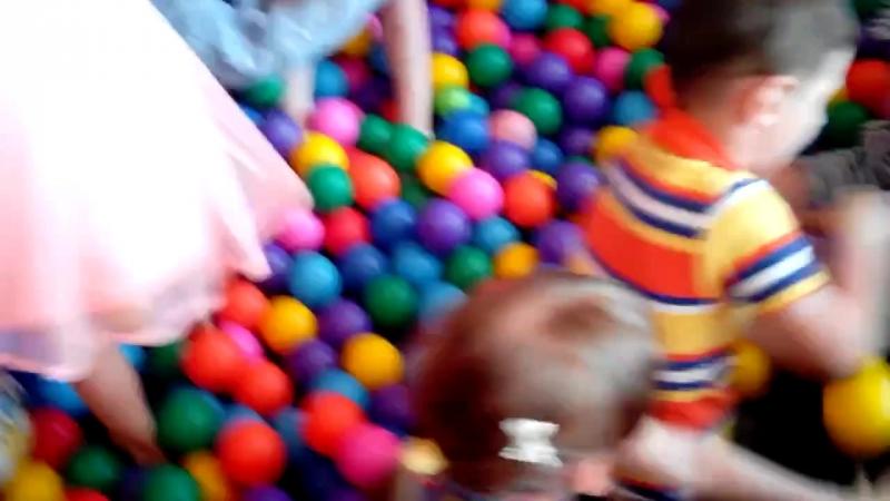 Лето 2018 в сети детских центров КУБИКИ Неделя вторая