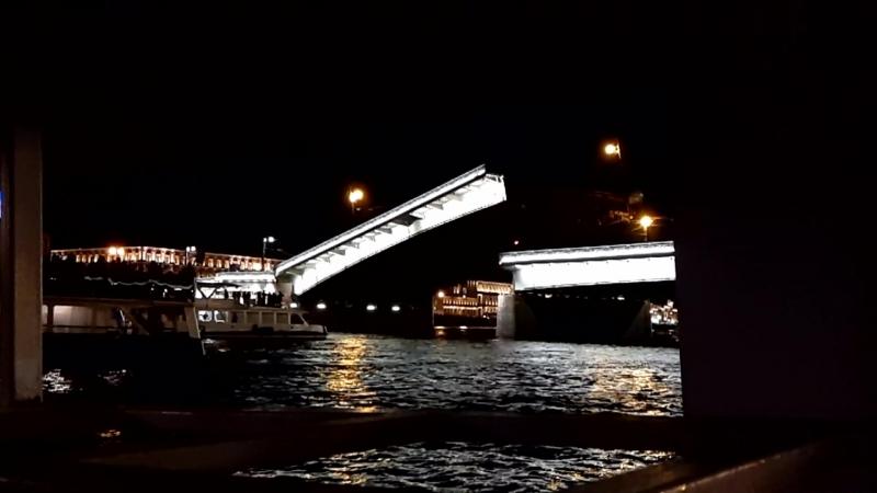 Наведение мостов СПБ 2018