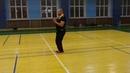 Stikhiya Wing Chun. Chum Kiu form.Demonstration of the structure.