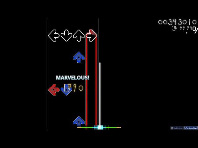 Osu mania EtienneXC Imperial Circus Dead Decadence FUBUKI reminiscent of you FC 99 65%