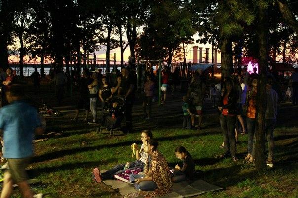 Сегодня, 28 июля на набережной состоится уличный кинопоказ