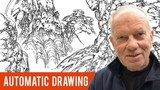 Meditation for Artists - The Automatic Drawing Technique