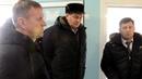 Фургал распекает подчинённых за срыв сдачи инженерной школы Комсомольска на Амуре