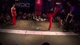 WIL IN THE SOUL vs WIZZARD &amp Marid BEST16 WAACK WDC 2018 FINAL World Dance Colosseum