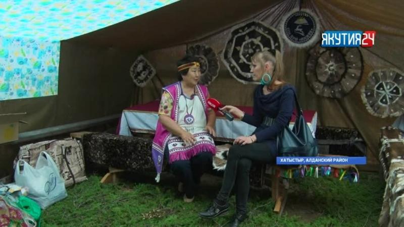 Северные народы встретили национальный праздник Бакалдын в Алданском районе