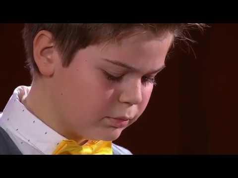 19 Щелкунчик 1 тур пианисты 16 участник Ивайло Василев