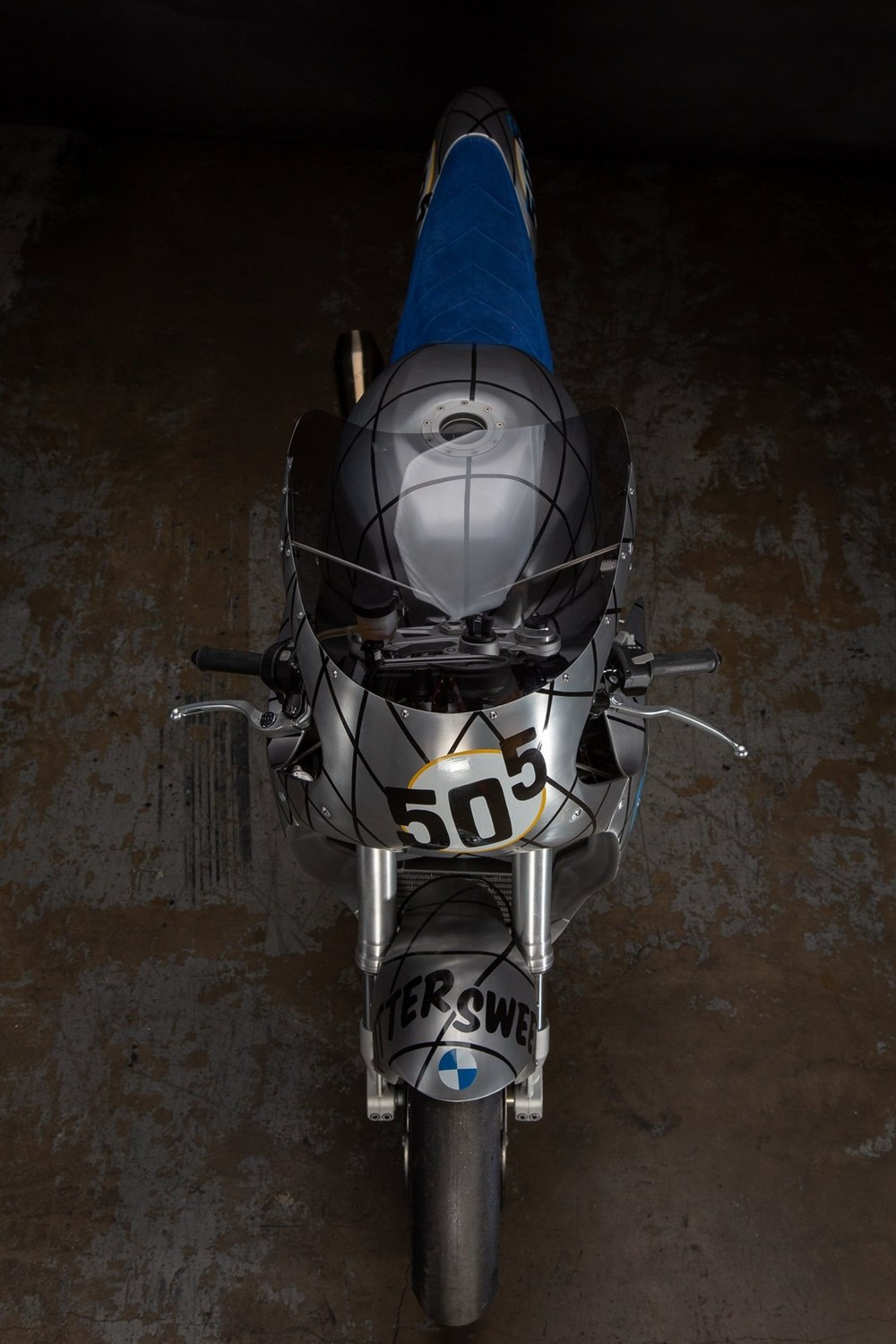 Revival Cycles: кастом BMW S1000RR