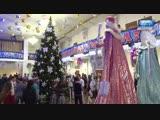 Новогодний бал для молодежи города Туапсе