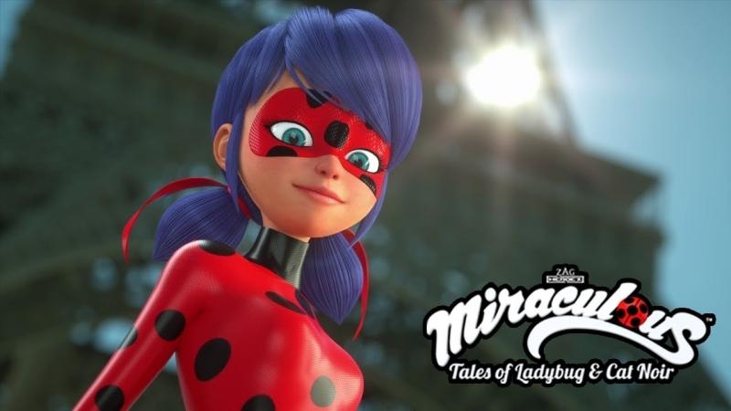 Miraculous: Les Aventures de Ladybug et Chat Noir – Lou Lenni Kim   Miraculous! (Music Video, French)