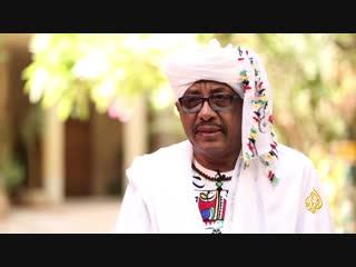 Традиционная суданская одежда - الأزياء التقليدية- السودان