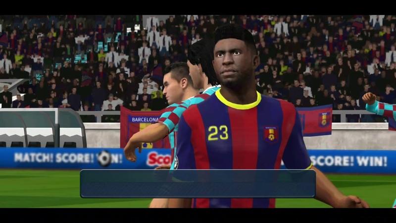 Dream League 2019 IOS Android - Season 8 - Game 8 1080p