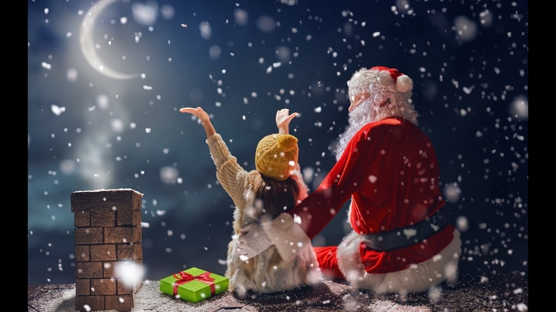 Снег Снежок ❉ Новогодняя песня для малышей