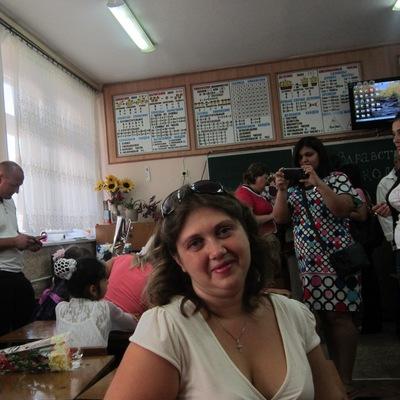Людмила Марчук, 19 октября 1981, Симферополь, id207831285
