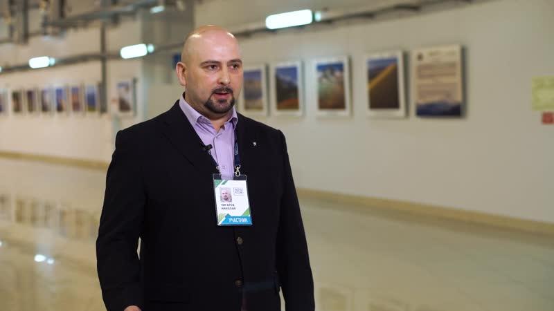 Финалист Николай Чигарёв, Приморский край – о своем участии в Конкурсе «Лидеры России»