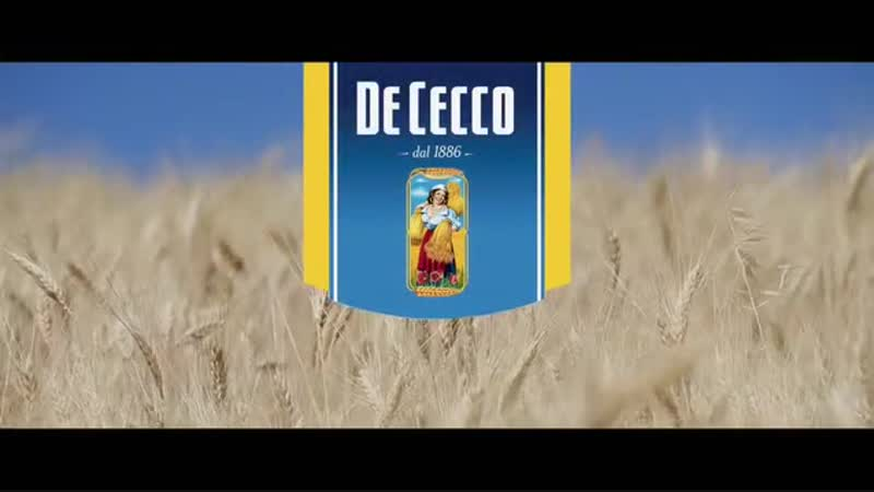 La filiera del grano duro De Cecco online video