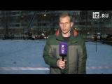 В Санкт-Петербурге в жилом доме прогремел взрыв и начался пожар