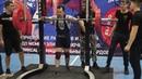 приседание 185 кг, чемпионат России по пауэрдифтингу WPA 23.12.2018 Хабаровск