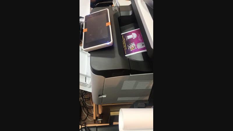 Печатаем флаера