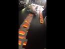 Яркая световая вывеска