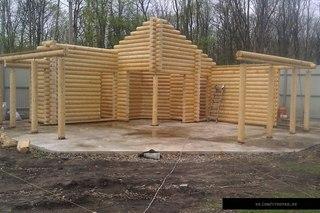 пошаговое строительство каркасного дома своими руками