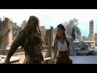 Aishwarya Rai Sword Fight 2