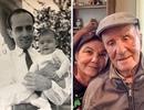 Мой прадед и моя маленькая бабушка. Ему сейчас 103, а ей 74! Оба живы и дай им Бог здоровья!