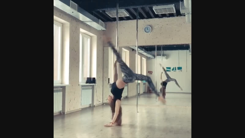 Contemporary pole. Екатерина Козлова