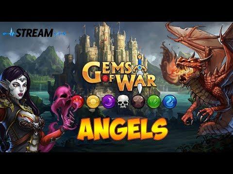 Gems of War | AngelS | Стрим 7